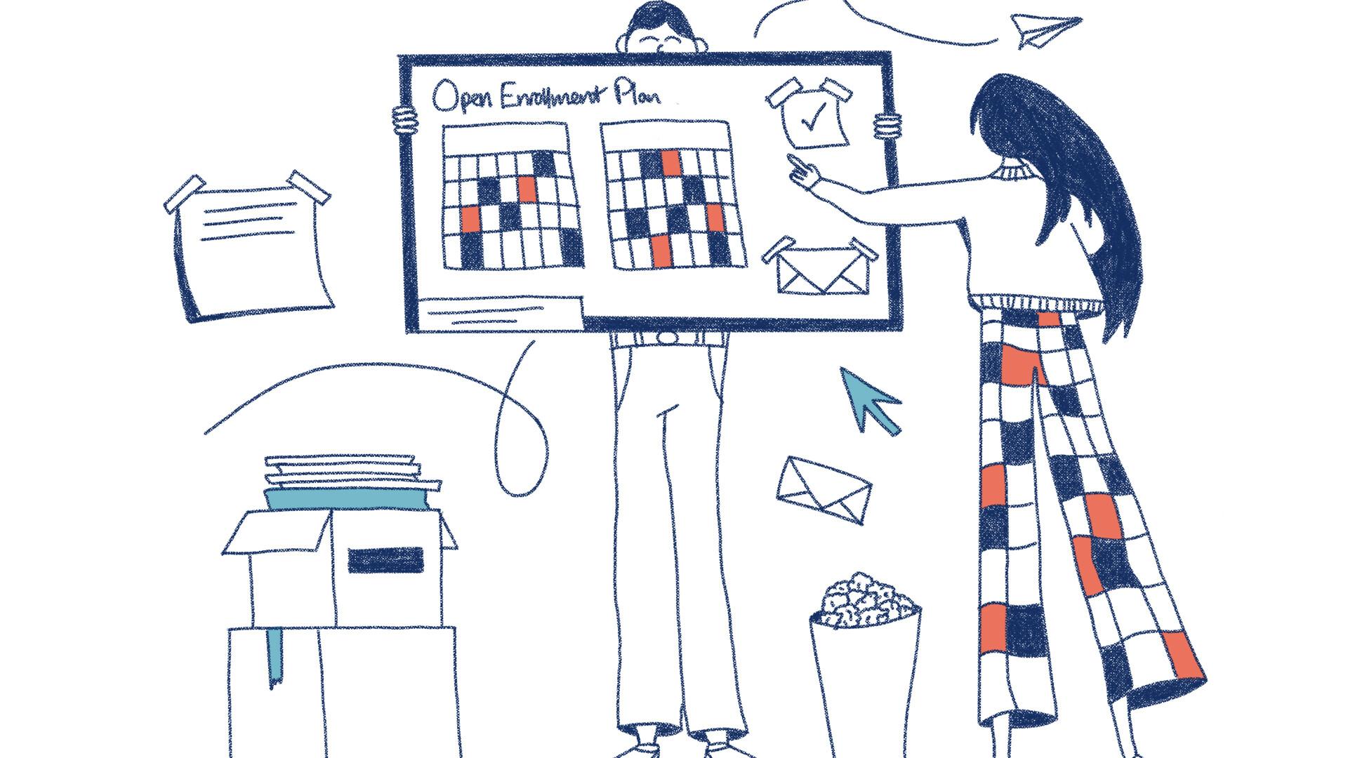 Open Enrollment Blog Image